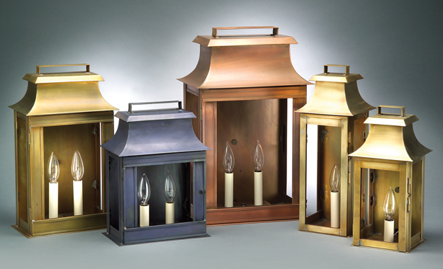 Northeast Lantern Lighting Fixture Collections